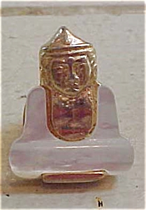 Buddha tie tack (Image1)