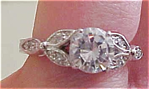 Art deco style ring (Image1)