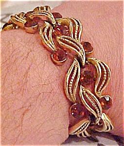 Lisner rhinestone bracelet (Image1)