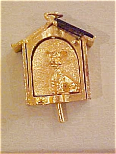 Dog House charm/pendant (Image1)
