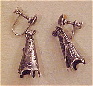 Sterling moderne earrings (Image1)