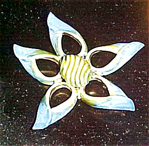 Robert enamel flower pin (Image1)