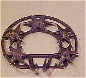 Buckle with star design (Image1)