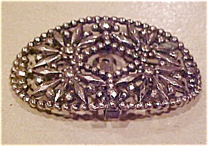 Steel cut buckle (Image1)