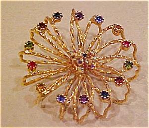 Tammy Jewels rhinestone pendant (Image1)