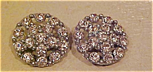 2 rhinestone buttons (Image1)