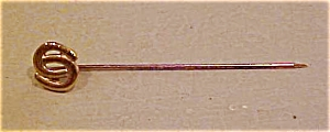 Double horseshoe stick pin (Image1)