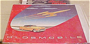 Oldsmobile Car Brochure 1954 (Image1)