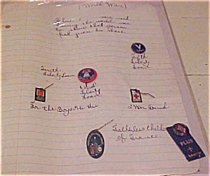 WWI  buttons (Image1)