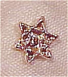 Jewish star tie tack (Image1)