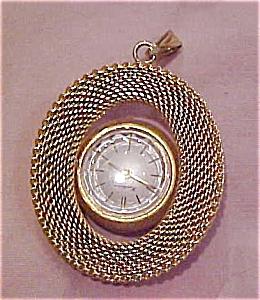 Hawthorne 1970s watch pendant (Image1)