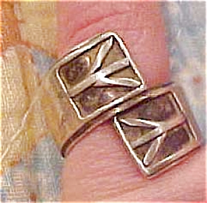 Sterling ring from the 1960s (Image1)