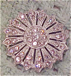 Rhinestone button (Image1)
