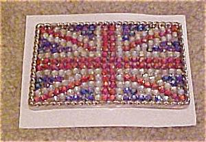Modern rhinestone belt buckle (Image1)