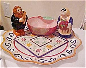 Judaica Latke dish (Image1)