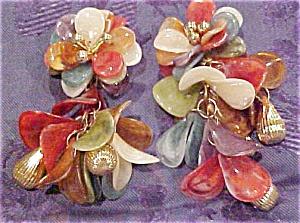 Flower earrings (Image1)