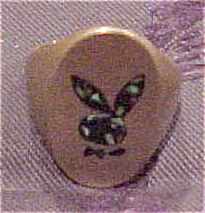 Playboy Bunny ring (Image1)