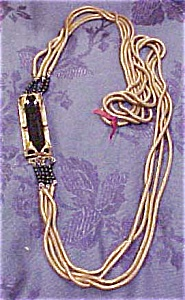 Czechoslovakian necklace (Image1)