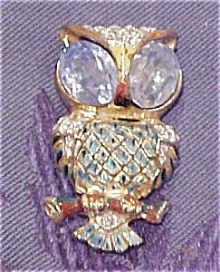Coro owl fur clip (Image1)