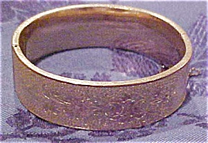 Gold filled B & B Co Bangle (Image1)