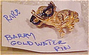Barry Goldwater pin (Image1)