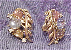 Trifari earrings (Image1)