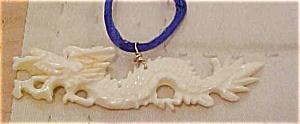 Ivory dragon pendant (Image1)
