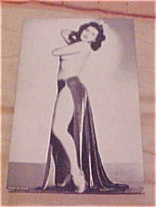 Pin Up Card
