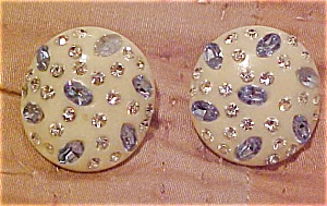 Weiss thermoplastic earrings (Image1)