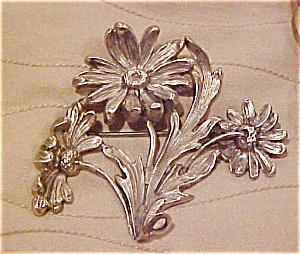 William b. Kerr art nouveau brooch (Image1)