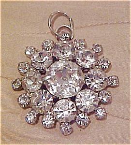 Rhinestone pendant (Image1)