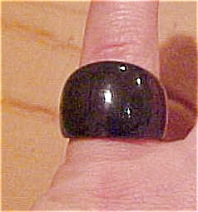 Black wood ring (Image1)