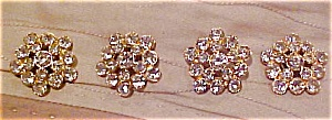 4 rhinestone buttons (Image1)