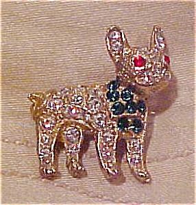 Cute Dog Pin