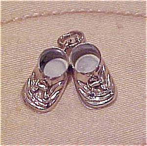 Sterling shoe charm (Image1)