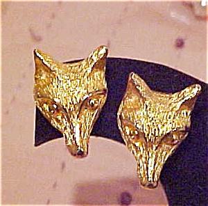Fox earrings (Image1)