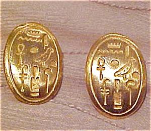 Kenneth Lane pierced earrings (Image1)