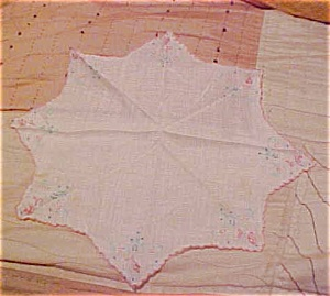 Star shaped handkerchief (Image1)