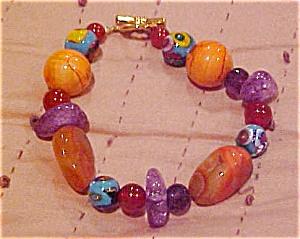 Contemporary beaded bracelet (Image1)
