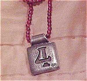 Lucky 4 pendant (Image1)