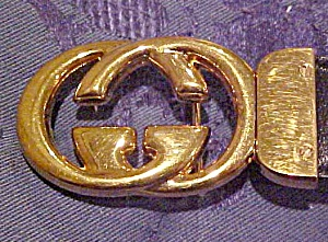 Gucci leather belt (Image1)