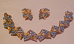 Marbaux bracelet and earring set (Image1)