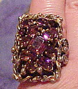 Barclay rhinestone ring (Image1)