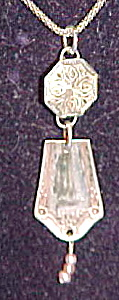 Floral design pendant (Image1)