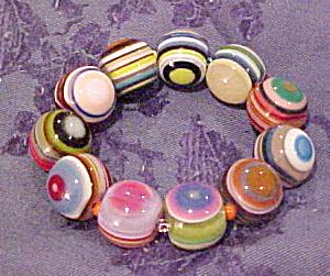 Sobral modern plastic bracelet (Image1)
