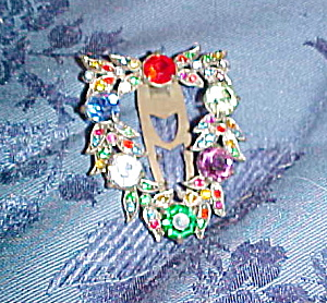 Dress Clip with rhinestones (Image1)