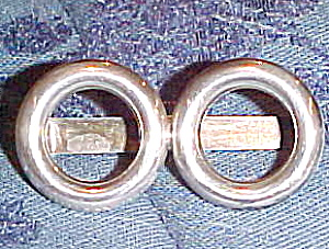 Sterling scarf holder (Image1)