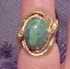 Czechoslovakian ring w/snake design (Image1)