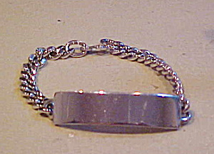 Anson man's ID bracelet (Image1)