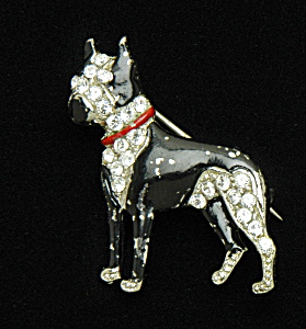 Dog brooch (Image1)